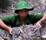 De Cu Chi tunnels; if there's Hell below…