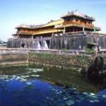Hue, Citadel City aan de Perfume River